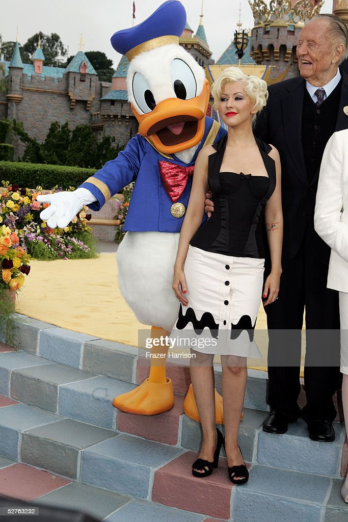 Confirm. christina aguilera donald duck