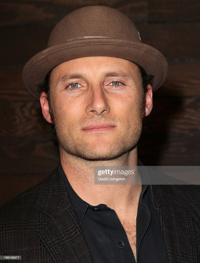 Musician Christopher Stills attends the premiere of Salient Media's 'Freeloaders' at Sundance Cinema on January 7, 2013 in Los Angeles, California.