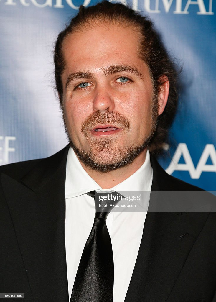 Musician Citizen Cope attends the 2nd Annual Sean Penn and Friends Help Haiti Home Gala benefiting J/P HRO presented by Giorgio Armani at Montage Hotel on January 12, 2013 in Los Angeles, California.