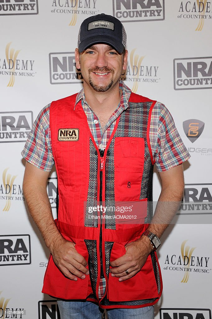 47th Annual Academy Of Country Music Awards - NRA Country ACM Celebrity Shoot Hosted By Blake Shelton