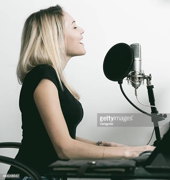Musicista Creare la musica