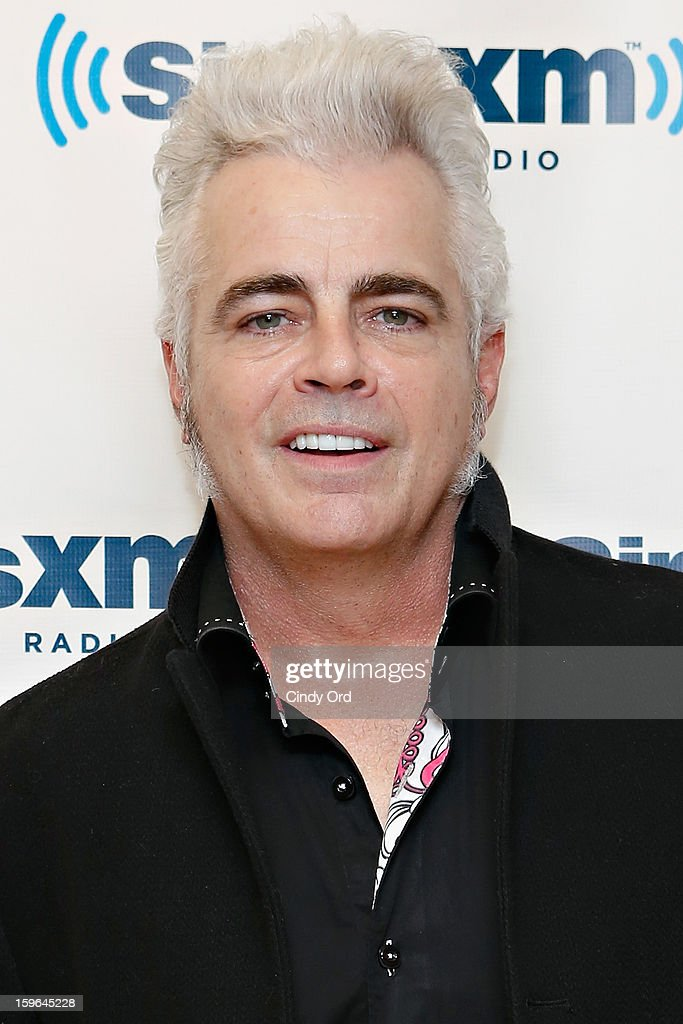 Musician Dale Watson visits the SiriusXM Studios on January 17, 2013 in New York City.