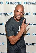 Musician Darryl 'DMC' McDaniels visits SiriusXM Studios on July 30 2013 in New York City