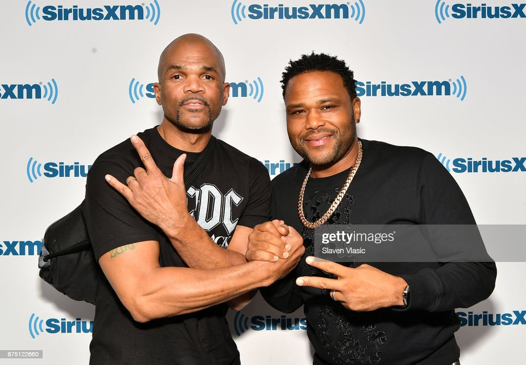 Celebrities Visit SiriusXM - November 16, 2017