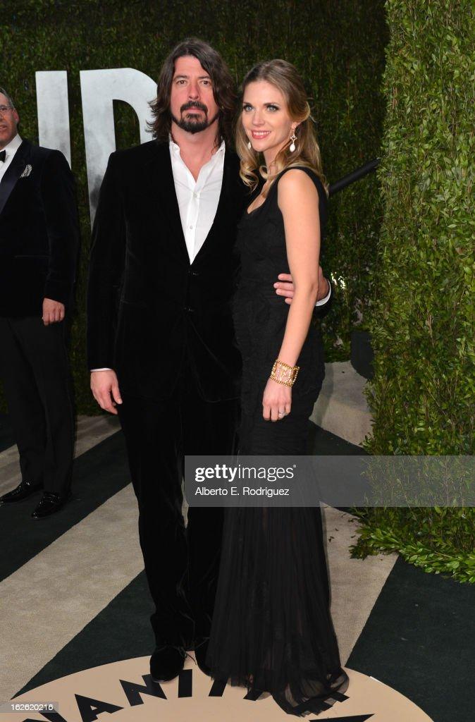 2013 Vanity Fair Oscar Party Hosted By Graydon Carter - Arrivals