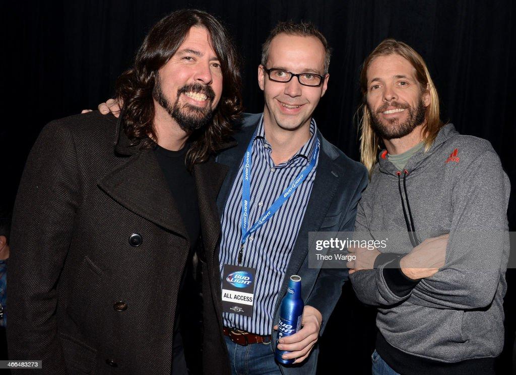 Foo Fighters Headline The Bud Light Main Event Concert