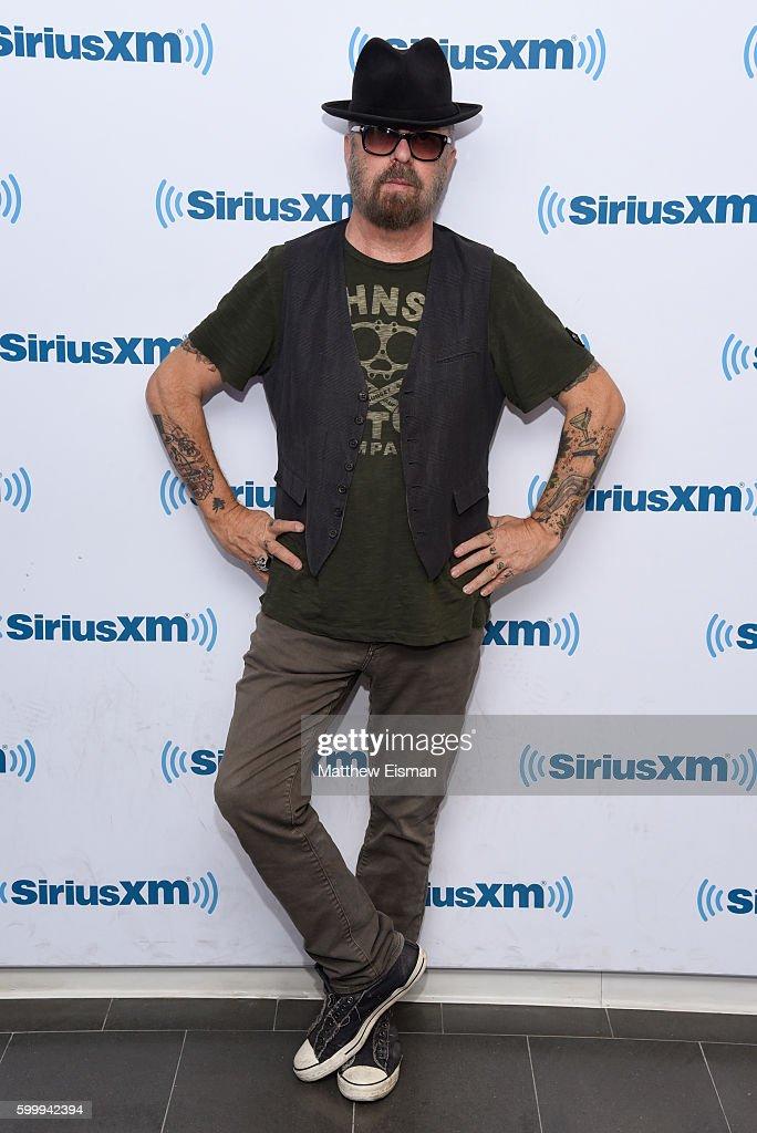 Celebrities Visit SiriusXM - September 7, 2016