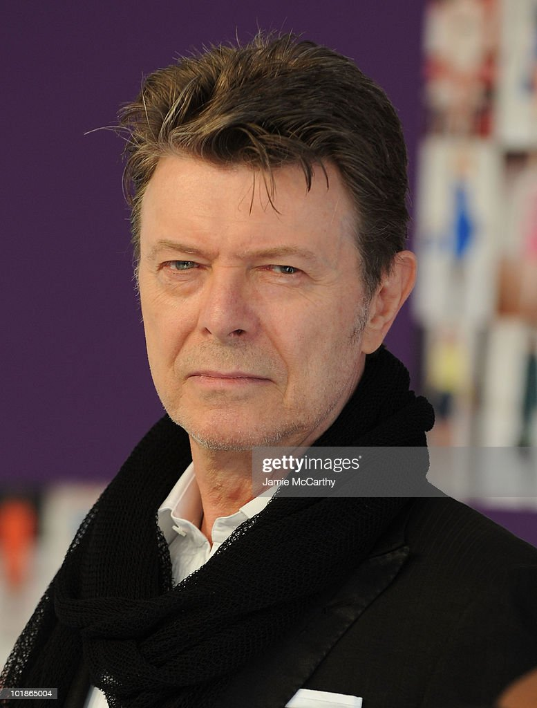 Musician David Bowie attends the 2010 CFDA Fashion Awards at Alice Tully Hall at Lincoln Center on June 7 2010 in New York City
