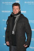 Musician David Bowie attends the premiere of 'Moon' held at Eccles Theatre during the 2009 Sundance Film Festival on January 23 2009 in Park City Utah