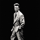 Musician David Bowie is photographed for Max Magazine on March 1 1993 in London England