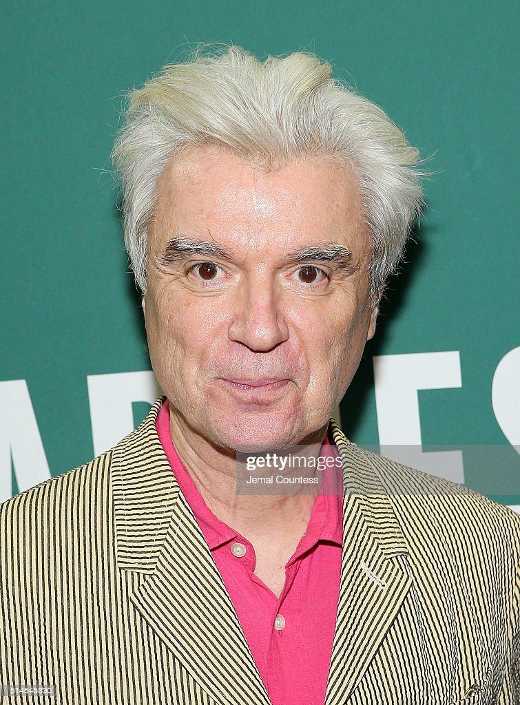 David Byrne   Getty Images