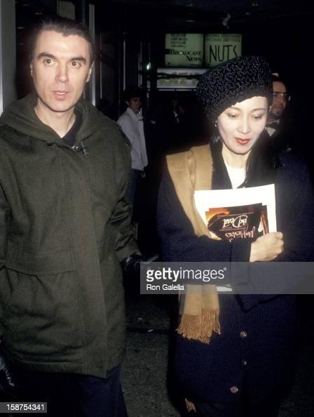 David Byrne Wife Adelle Lutz