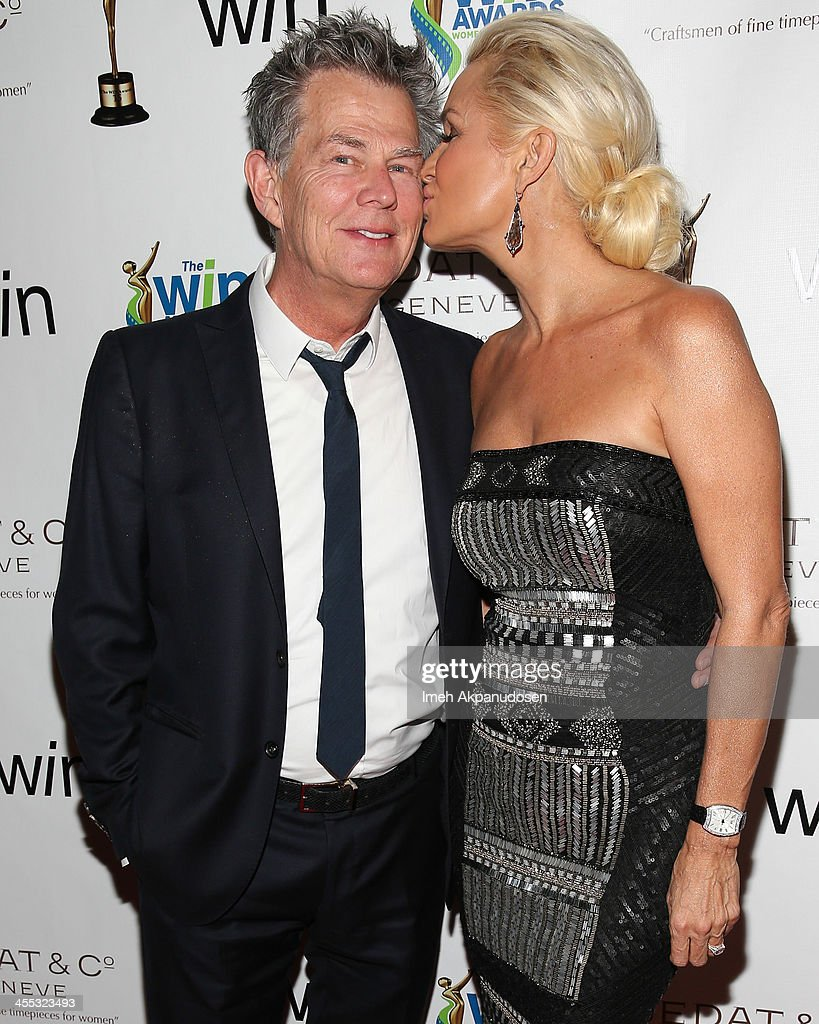 Musician David Foster (L) and television personality Yolanda Foster attend the 2013 Women's Image Awards at Santa Monica Bay Womans Club on December 11, 2013 in Santa Monica, California.