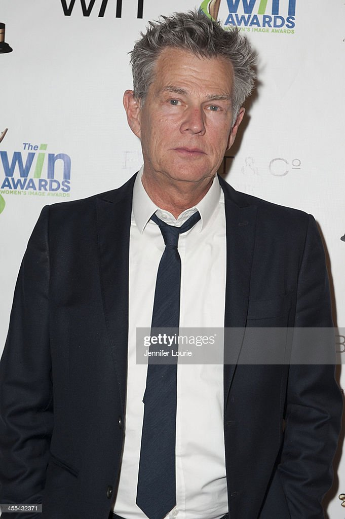 Musician <a gi-track='captionPersonalityLinkClicked' href=/galleries/search?phrase=David+Foster&family=editorial&specificpeople=210611 ng-click='$event.stopPropagation()'>David Foster</a> arrives at the 2013 annual Women's Image Awards at Santa Monica Bay Woman's Club on December 11, 2013 in Santa Monica, California.