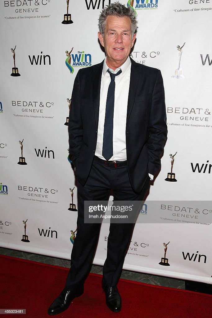Musician <a gi-track='captionPersonalityLinkClicked' href=/galleries/search?phrase=David+Foster&family=editorial&specificpeople=210611 ng-click='$event.stopPropagation()'>David Foster</a> attends the 2013 Women's Image Awards at Santa Monica Bay Womans Club on December 11, 2013 in Santa Monica, California.