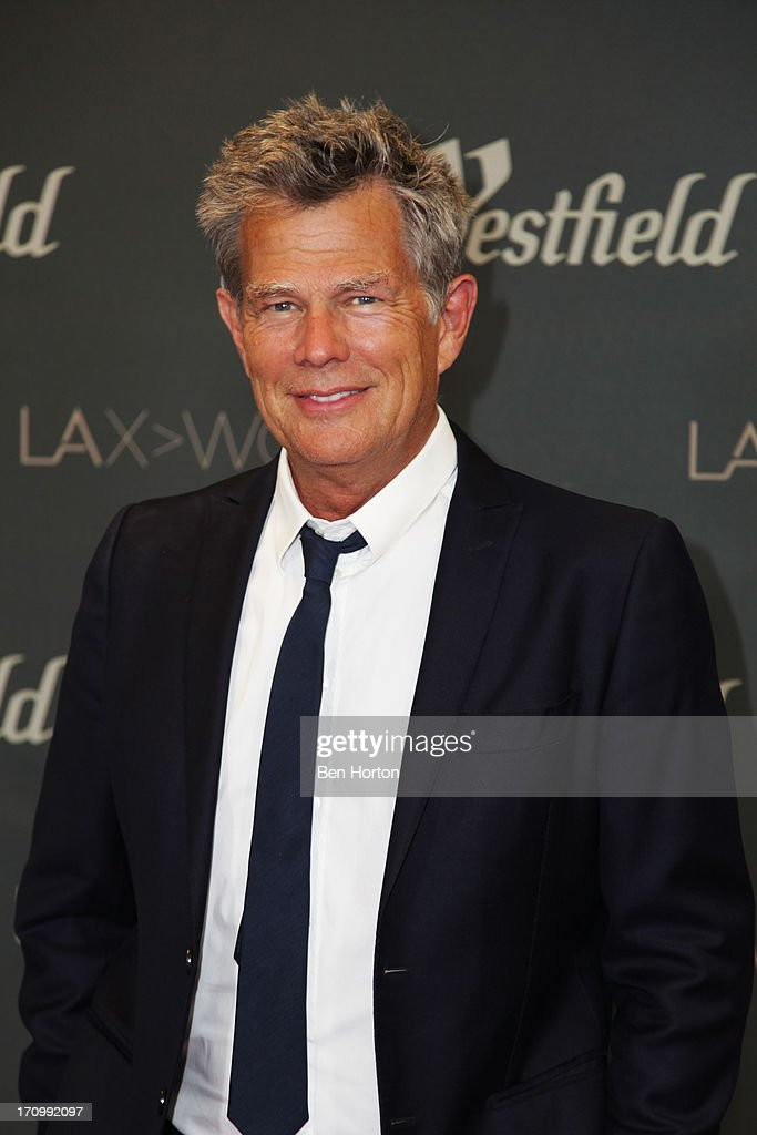 Musician <a gi-track='captionPersonalityLinkClicked' href=/galleries/search?phrase=David+Foster&family=editorial&specificpeople=210611 ng-click='$event.stopPropagation()'>David Foster</a> attends the Los Angeles World Airports (LAWA) and Westfield present grand opening of the new Tom Bradley International Terminal on June 20, 2013 in Los Angeles, California.