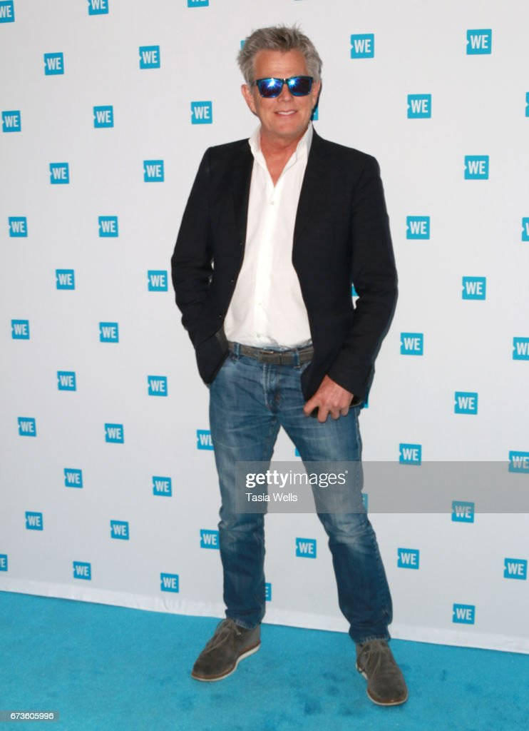 Musician David Foster attends We Day California 2017 Cocktail Reception at NeueHouse Hollywood on April 26, 2017 in Los Angeles, California.