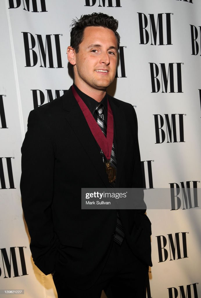 Musician David Hodges attends the 58th Annual BMI Pop Awards held at the Beverly Wilshire Hotel on May 18, 2010 in Beverly Hills, California.
