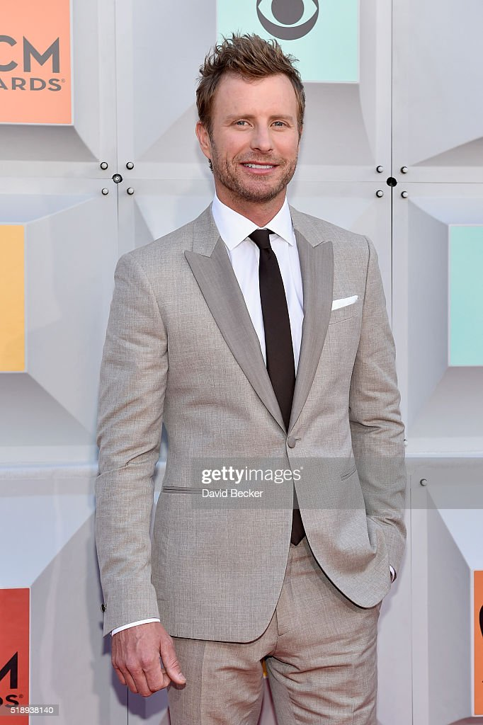 Musician <a gi-track='captionPersonalityLinkClicked' href=/galleries/search?phrase=Dierks+Bentley&family=editorial&specificpeople=243007 ng-click='$event.stopPropagation()'>Dierks Bentley</a> attends the 51st Academy of Country Music Awards at MGM Grand Garden Arena on April 3, 2016 in Las Vegas, Nevada.