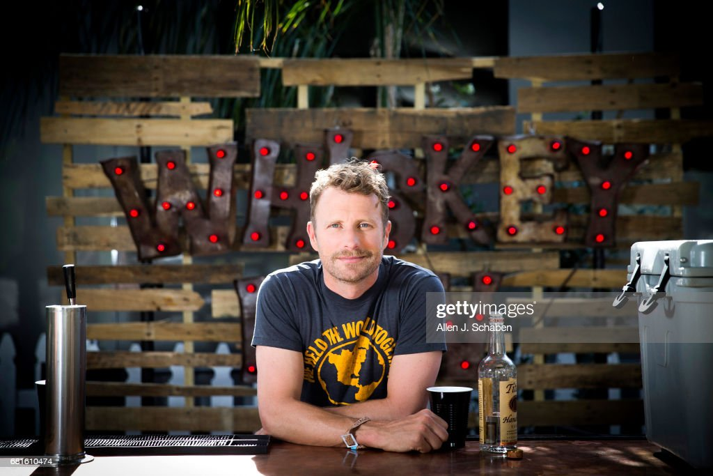 Musician Dierks Bentley is photographed for Los Angeles Times on April 28, 2017 in Los Angeles, California. PUBLISHED IMAGE.