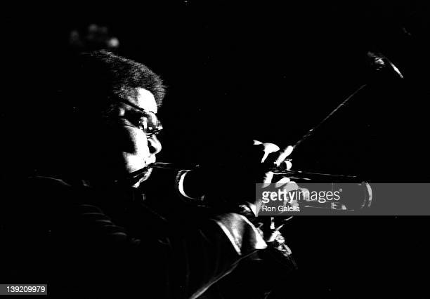 Musician Dizzy Gillespie attends Man Of The Year Awards Honoring David Frost on November 19 1972 at the Waldorf Astoria Hotel in New York City