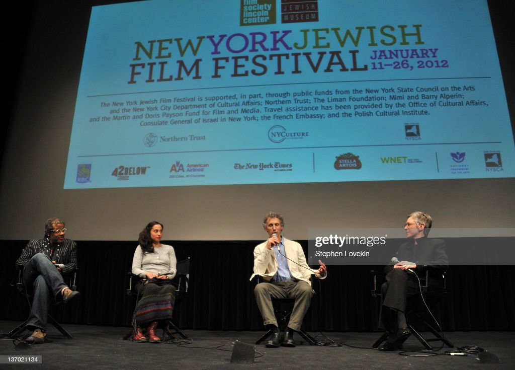 "2012 New York Jewish Film Festival - ""Letters Home"" & ""White:  A Memoir In Color"""