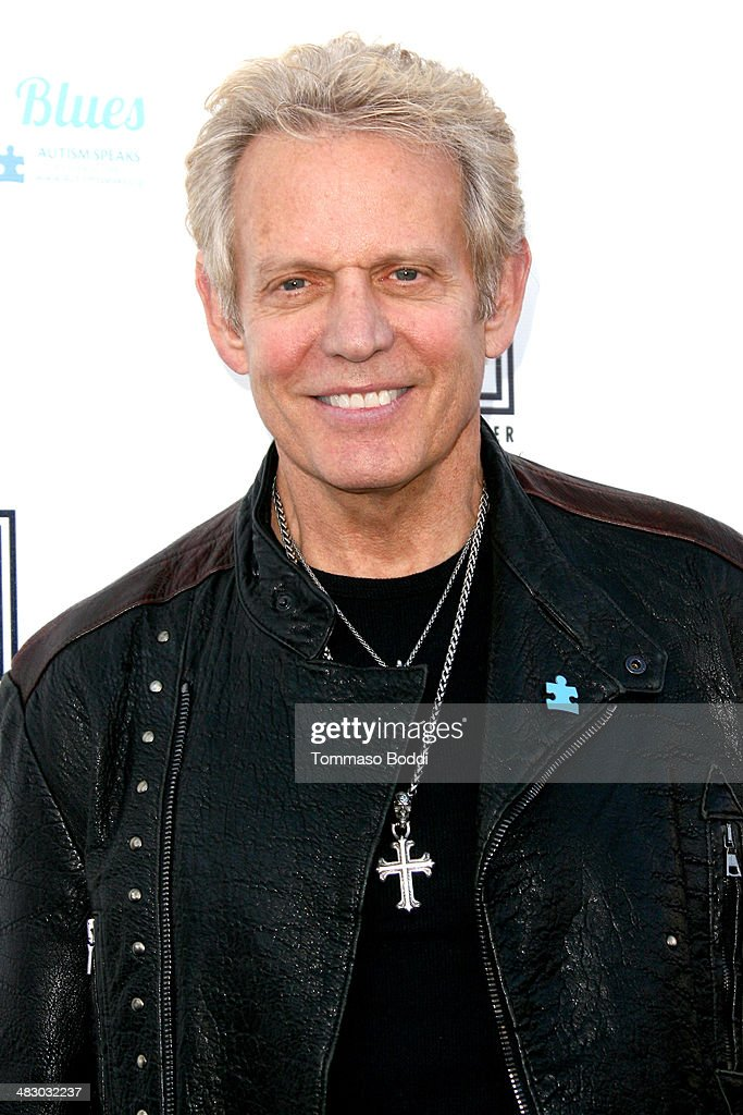 Musician <a gi-track='captionPersonalityLinkClicked' href=/galleries/search?phrase=Don+Felder&family=editorial&specificpeople=640659 ng-click='$event.stopPropagation()'>Don Felder</a> attends the 2nd Light Up The Blues Concert benefiting Autism Speaks held at The Ace Hotel Theater on April 5, 2014 in Los Angeles, California.