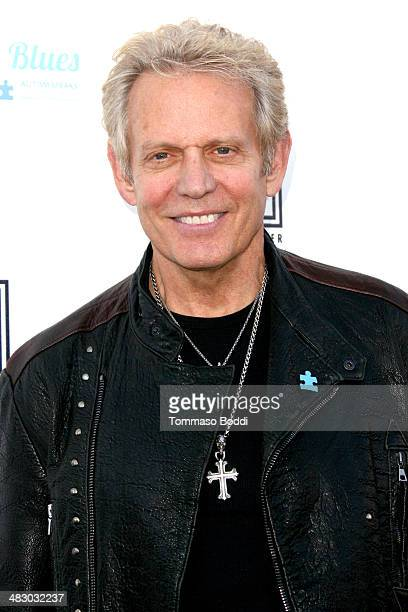 Musician Don Felder attends the 2nd Light Up The Blues Concert benefiting Autism Speaks held at The Ace Hotel Theater on April 5 2014 in Los Angeles...