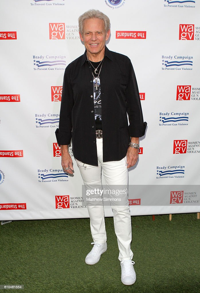 Musician Don Felder attends The Concert Across America To End Gun Violence at The Standard Hotel on September 25, 2016 in Los Angeles, California.