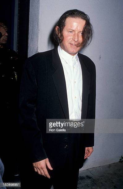 Musician Don Henley attending 'All Star Jam Night' on February 12 1990 at the China Club in Hollywood California
