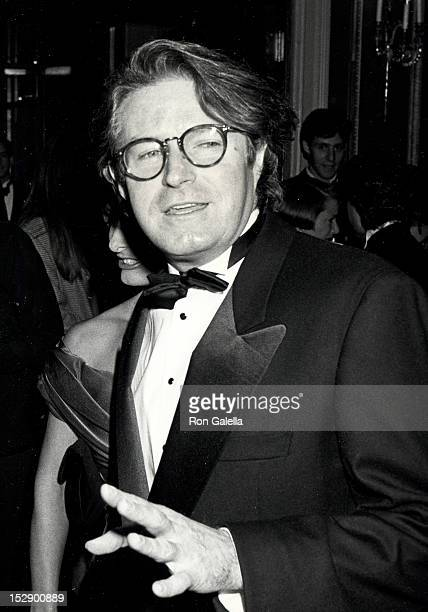 Musician Don Henley of The Eagles and actress Gale Ann Turd attending 10th Annual Spirit of Liberty Awards on November 18 1990 at the Waldorf Hotel...