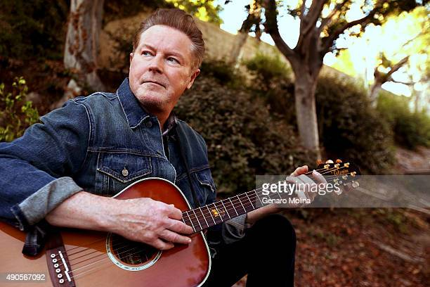 Musician Don Henley of 'The Eagles' is photographed for Los Angeles Times on August 26 2015 in Los Angeles California PUBLISHED IMAGE CREDIT MUST...