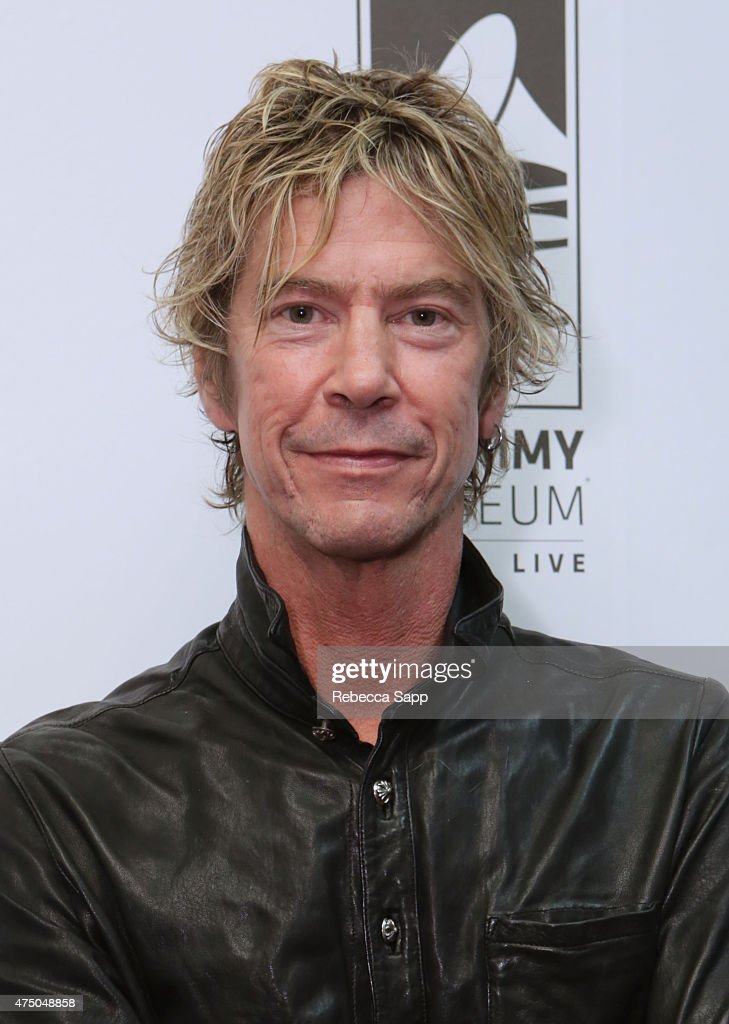Musician Duff McKagan at A Conversation With Duff McKagan at The GRAMMY Museum on May 28, 2015 in Los Angeles, California.