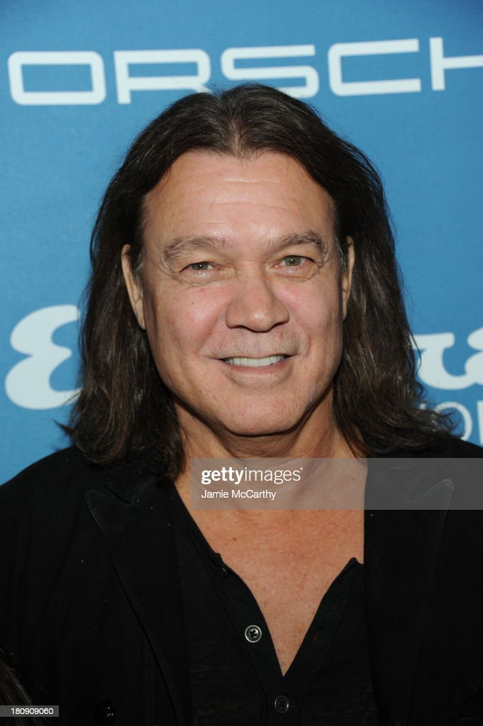 Musician <a gi-track='captionPersonalityLinkClicked' href=/galleries/search?phrase=Eddie+Van+Halen&family=editorial&specificpeople=790150 ng-click='$event.stopPropagation()'>Eddie Van Halen</a> attends the Esquire 80th anniversary and Esquire Network launch celebration at Highline Stages on September 17, 2013 in New York City.