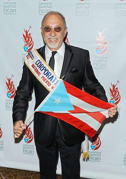 Emilio Estefan Amp Gloria Estefan Host Post Latin Grammy