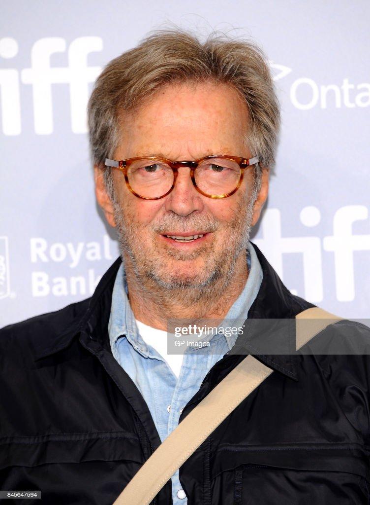 "2017 Toronto International Film Festival - ""Eric Clapton: Life In 12 Bars"" Press Conference"
