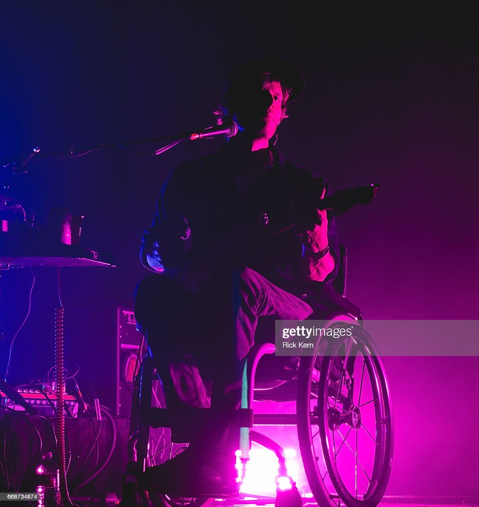 Portugal. The Man Performs At ACL Live