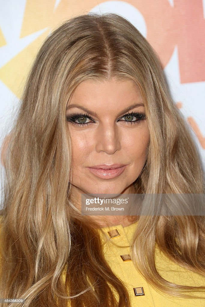 Musician Fergie (<a gi-track='captionPersonalityLinkClicked' href=/galleries/search?phrase=Fergie+Duhamel&family=editorial&specificpeople=171894 ng-click='$event.stopPropagation()'>Fergie Duhamel</a>) attends 'TrevorLIVE LA' honoring Jane Lynch and Toyota for the Trevor Project at Hollywood Palladium on December 8, 2013 in Hollywood, California.