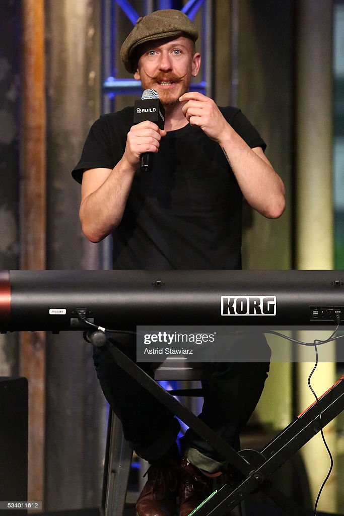 Musician Foy Vance attends AOL Build Presents: Foy Vance Performing And Discussing His New Album 'The Wild Swan' at AOL Studios In New York on May 24, 2016 in New York City.