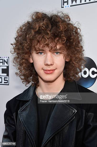 Musician Francesco Yates attends the 2015 American Music Awards at Microsoft Theater on November 22 2015 in Los Angeles California