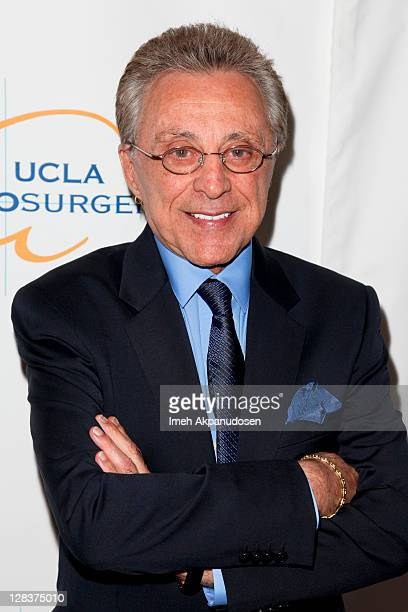 Musician Frankie Valli attends the 15th Annual Visionary Ball presented by UCLA Neurosurgery held at the Beverly Wilshire Four Seasons Hotel on...