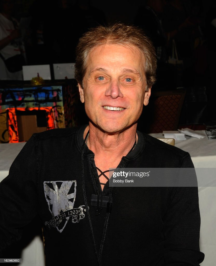 Musician Gary DeCarlo attends the David T. Jones Memorial / Monkees Convention 2013 at the Sheraton Meadowlands Hotel & Conference Center on March 2, 2013 in East Rutherford, New Jersey.