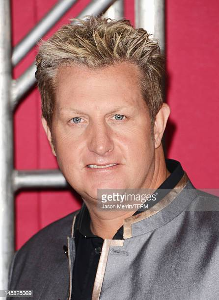 Musician Gary LeVox of Rascal Flatts arrives at the 2012 CMT Music awards at the Bridgestone Arena on June 6 2012 in Nashville Tennessee