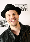Musician Gavin DeGraw attends Red Carpet Radio presented by Westwood One at Nokia Theatre LA Live on November 22 2014 in Los Angeles California