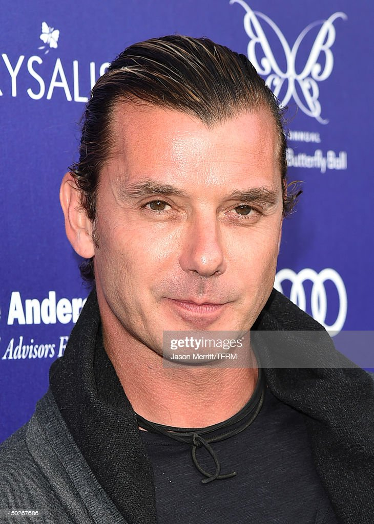 Musician <a gi-track='captionPersonalityLinkClicked' href=/galleries/search?phrase=Gavin+Rossdale&family=editorial&specificpeople=203016 ng-click='$event.stopPropagation()'>Gavin Rossdale</a> arrives at the 13th Annual Chrysalis Butterfly Ball in Los Angeles on June 7th, 2014.