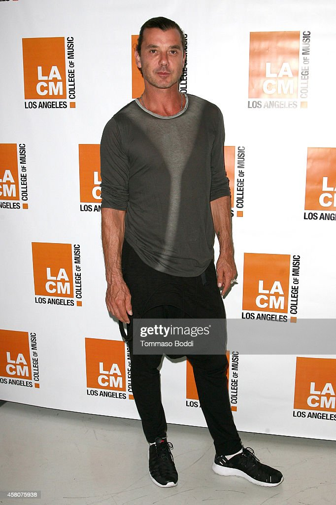 Los Angeles College Of Music Hosts An Evening With Gavin Rossdale