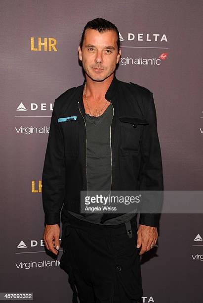 Musician Gavin Rossdale joins Delta Air Lines and Virgin Atlantic for a private #flysmart celebration to toast the new direct route between LAX and...