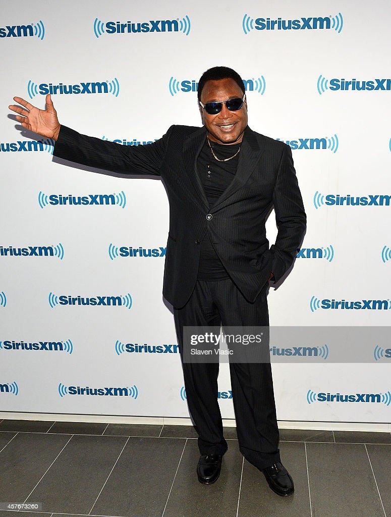Celebrities Visit SiriusXM Studios - October 22, 2014