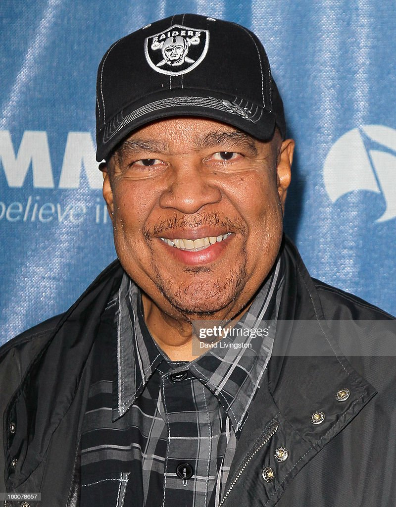 Musician George Duke attends the 2013 NAMM Show - Day 2 at the Anaheim Convention Center on January 25, 2013 in Anaheim, California.