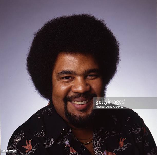Musician George Duke poses for a portrait session in circa 1984